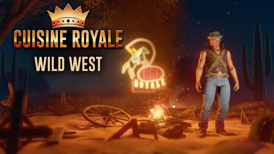 «Дикий Запад» — новый сезон в Cuisine Royale