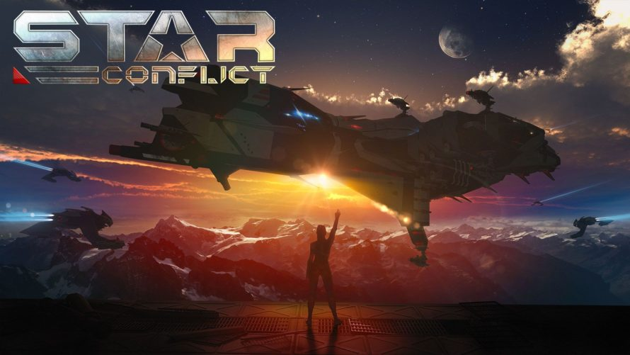 «Возвращение гигантов» — обновление в Star Conflict