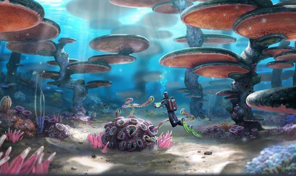 Subnautica: бесплатно в Epic Games Store