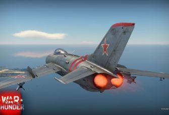 Звуковой барьер: обновление War Thunder