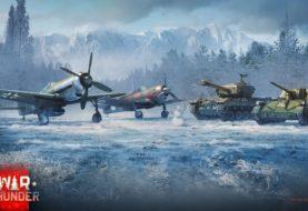 «Новогоднее приключение» в War Thunder