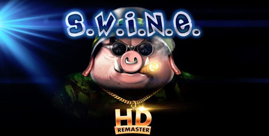 S.W.I.N.E — анонсирован трейлер ремастера