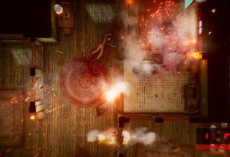 The Hong Kong Massacre: новый трейлер