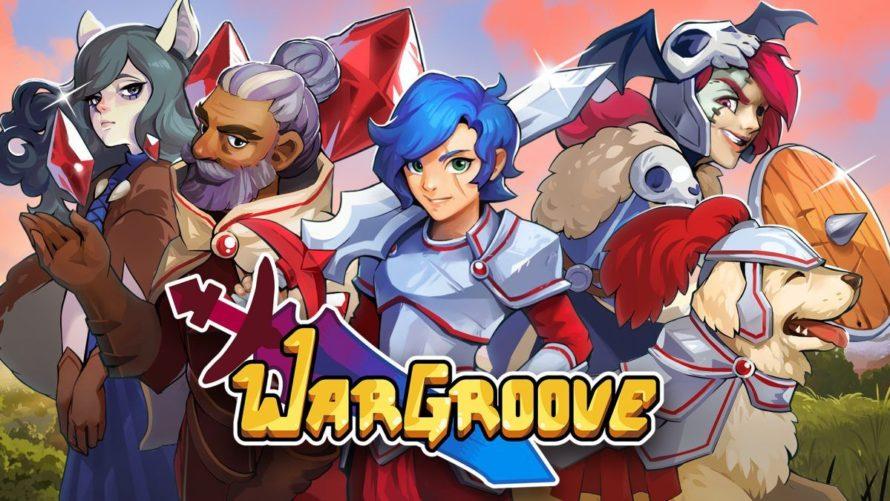 Wargroove с кросс-платформой для Switch/Xbox One/PC