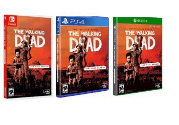 The Walking Dead: The Final Season получит физическое издание