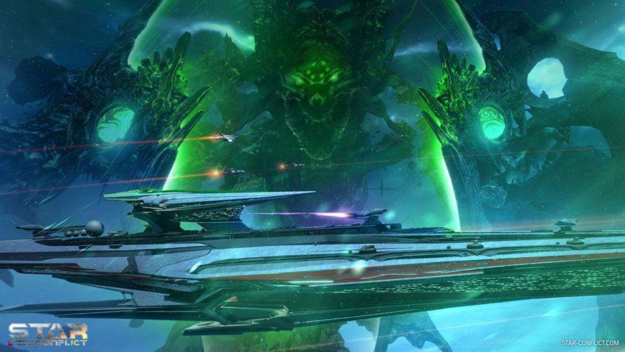 «Возвращение в Эдем» — трейлер обновления Star Conflict