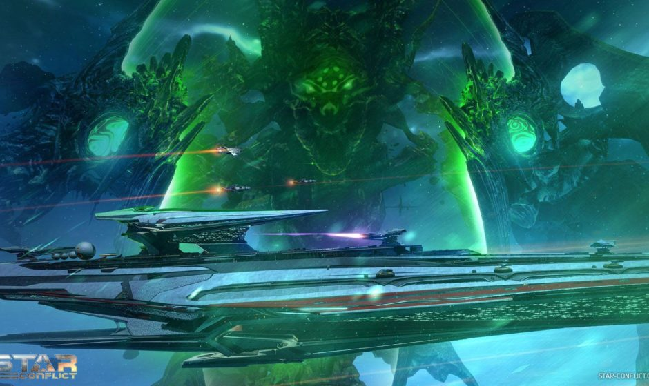 «Возвращение в Эдем» - трейлер обновления Star Conflict
