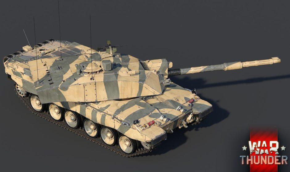 В War Thunder появится 7й ранг наземной техники