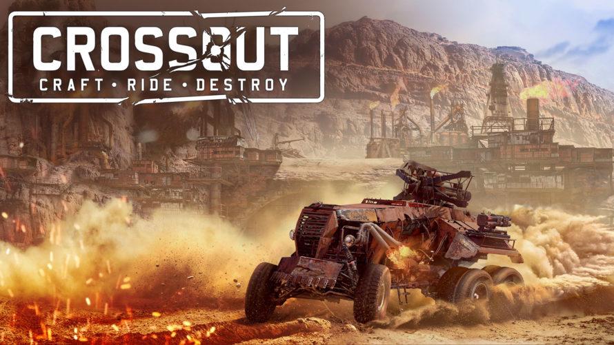 «Всадники апокалипсиса» — обновление Crossout