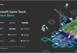 Game Stack для разработчиков игр
