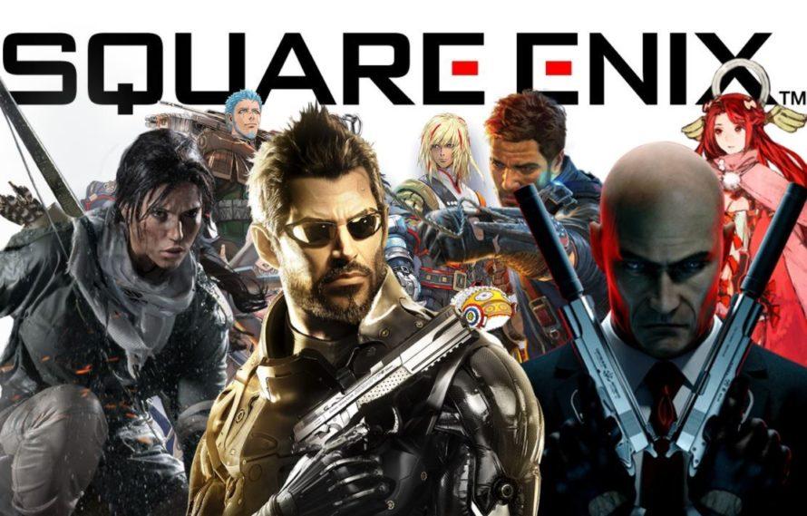 Square Enix вместо Sony на Е3 2019
