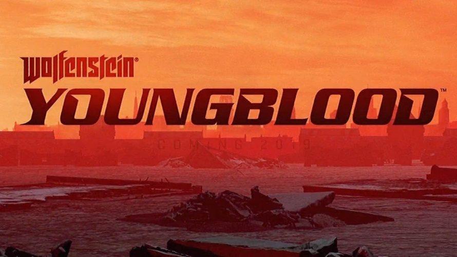Wolfenstein: Youngblood на Switch без картриджа