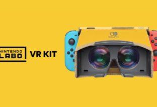 Breath of the Wild выйдет в VR Labo