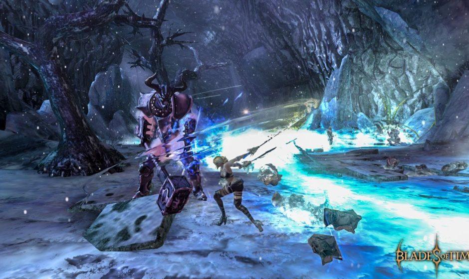Blades of Time уже доступен на Nintendo Switch