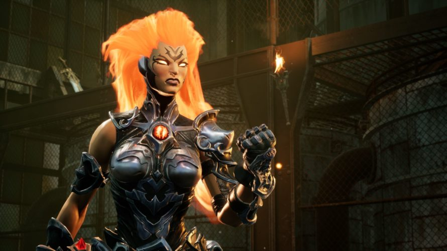 Новый Darksiders будет представлен на E3