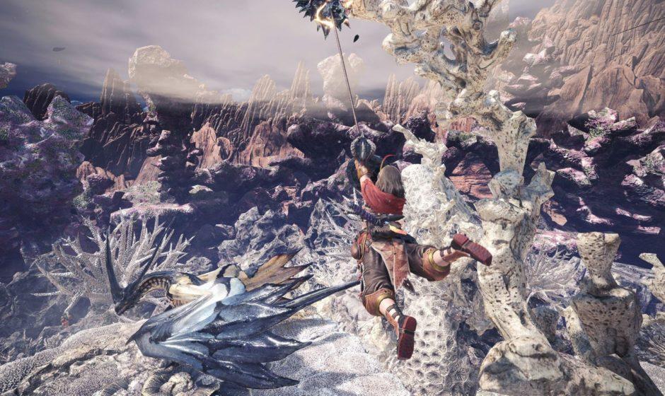Monster Hunter: World бьет рекорды Capcom
