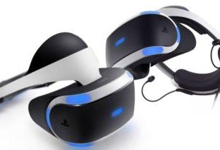 PS VR выпустит два новых комплекта