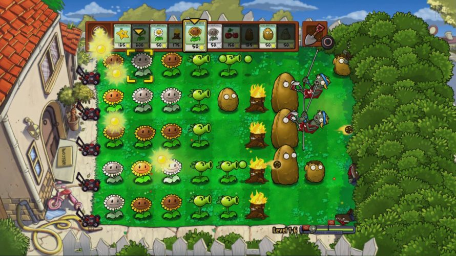 Plants vs. Zombies исполняется 10 лет