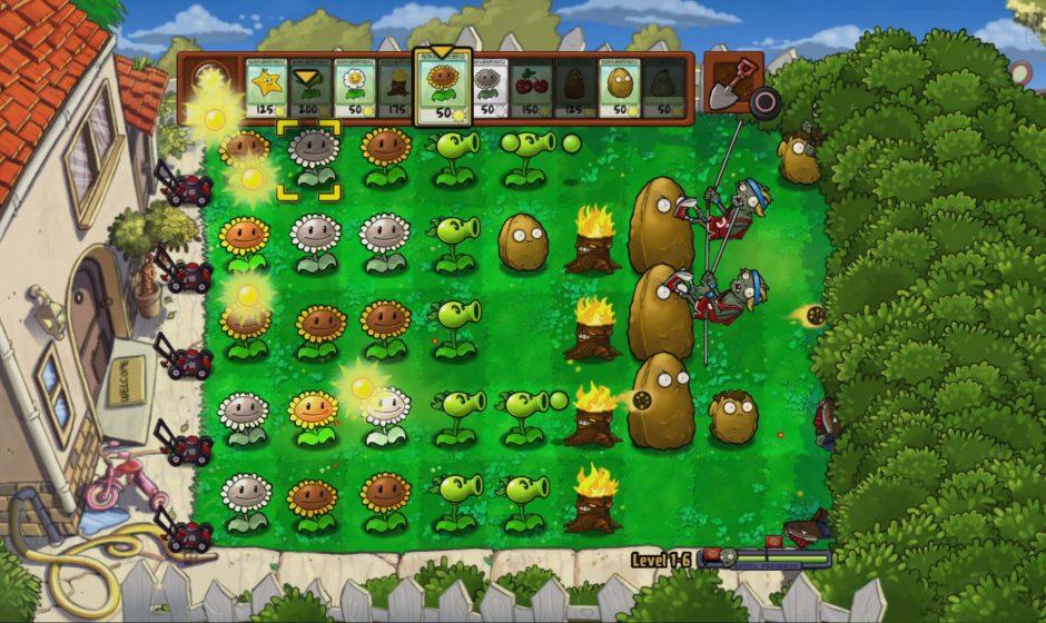 Plants vs. Zombies исполняется 10 лет