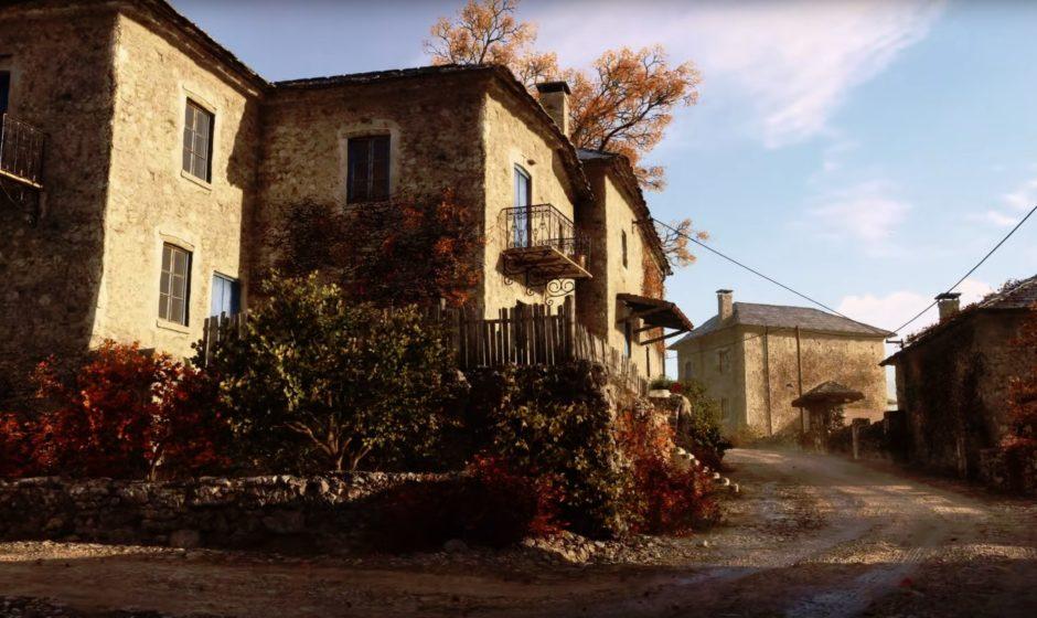 Battlefield 5: взгляд на новую карту