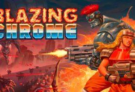 Blazing Chrome должна выйти в июле