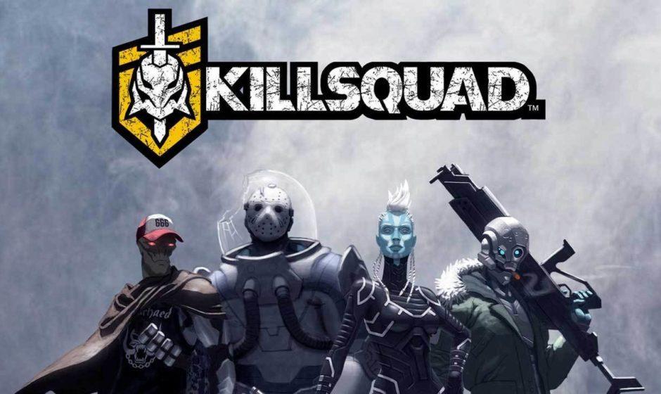 Killsquad появится в раннем доступе