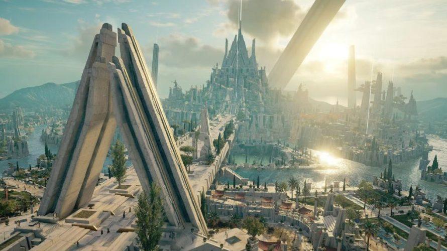 Judgment of Atlantis: дата выхода обновления