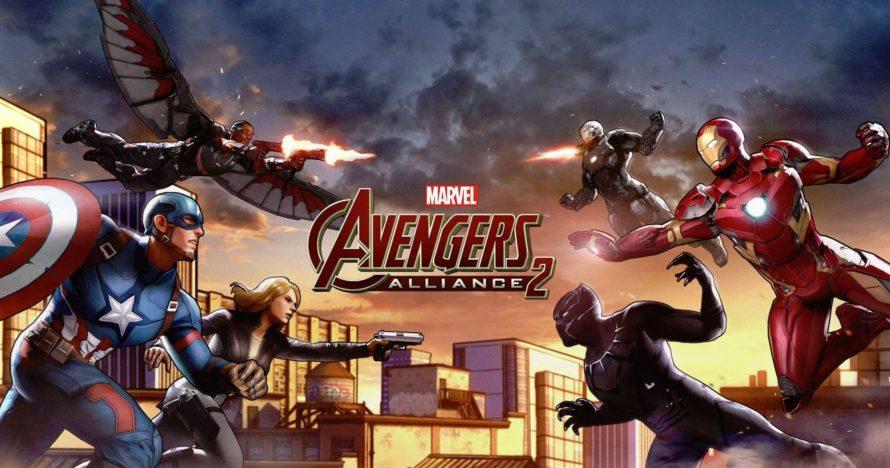 Marvel Games на San Diego Comic-Con 2019