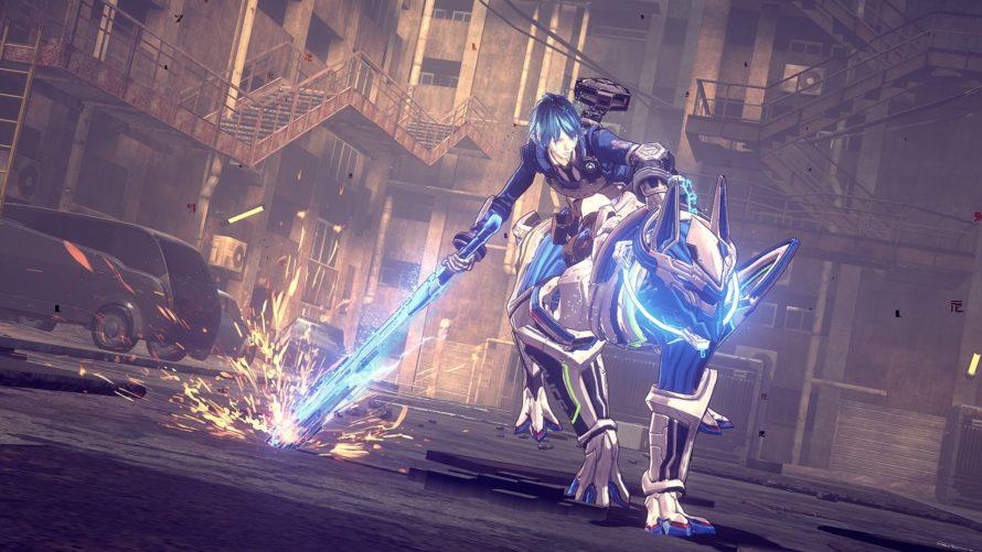 Astral Chain показали очередной геймплей