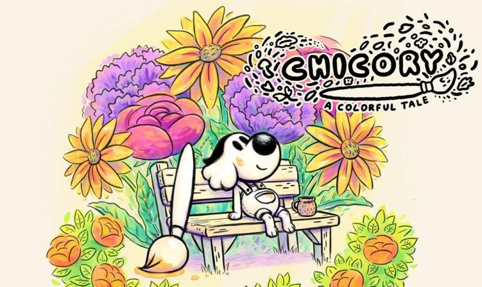 Chicory: A Colorful Tale собрал нужную сумму на Kickstarter