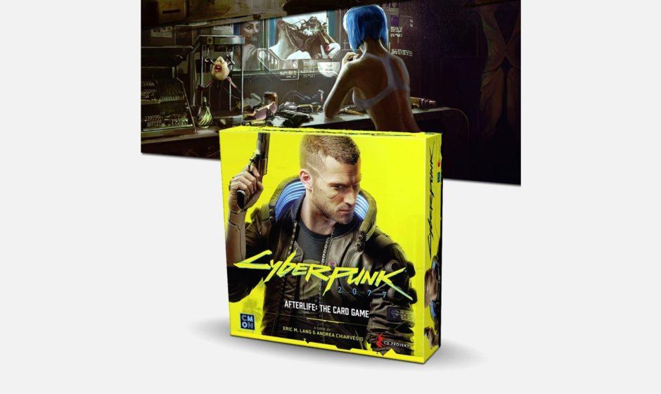 Cyberpunk 2077: Afterlife – спин-офф еще неизданой игры
