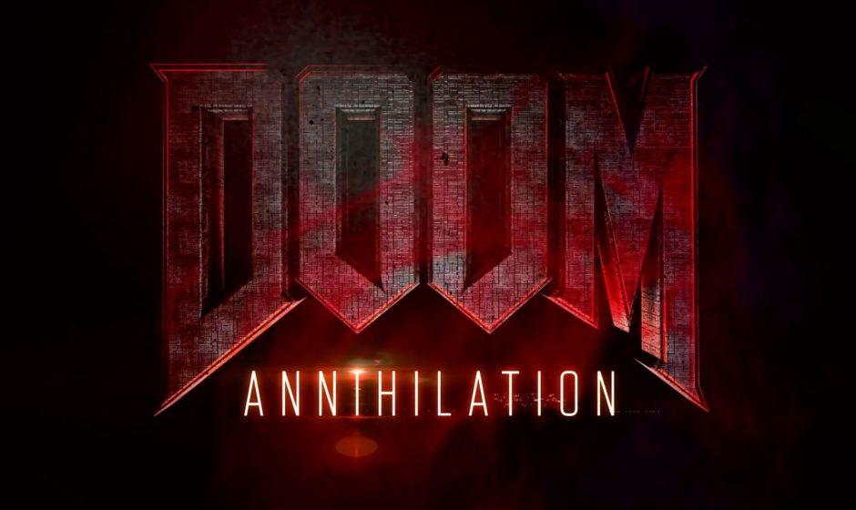 Фильм Doom: Annihilation обзавелся новым тизером