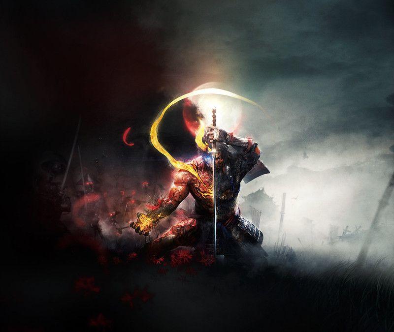 Nioh 2 – новые изображения героя