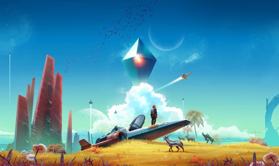 No Man's Sky Beyond – трейлер обновления