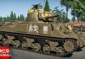 В War Thunder появится китайская боевая техника