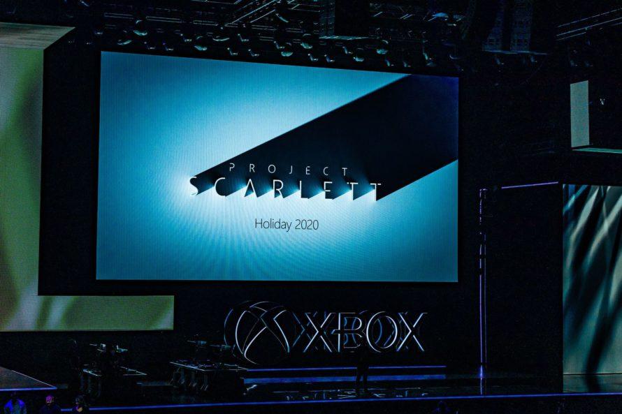 Xbox Scarlett фокусируется на FPS и скорости загрузки