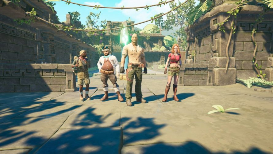 Jumanji: The Video Game – новый геймплейный трейлер