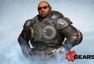 В Gears 5 появится актер Дэйв Батиста