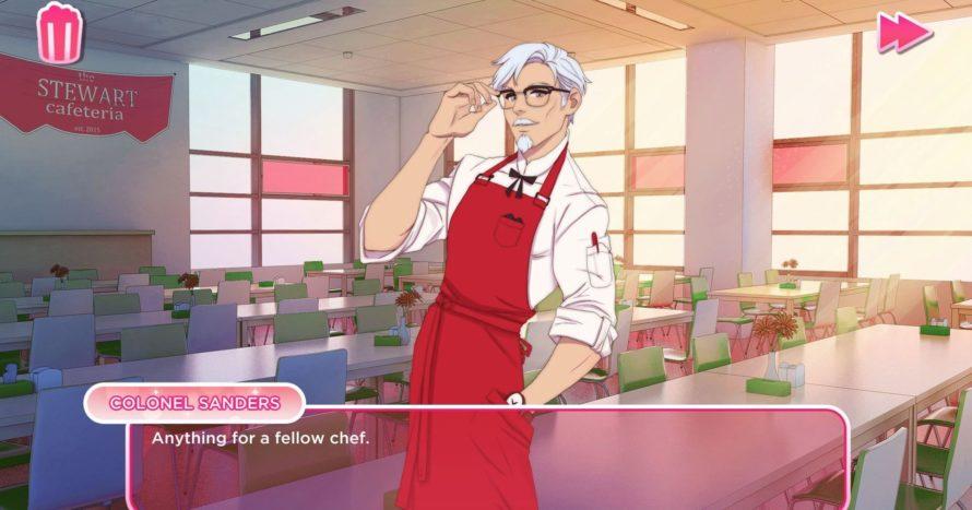 KFC с Полковником Сандерсом идет в игровую индустрию