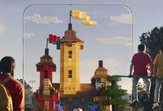 Minecraft Earth: ранний доступ в октябре