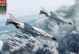 """""""Ночное зрение"""" – обновление для War Thunder"""