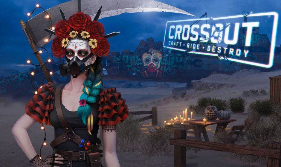 Crossout отмечает Хэллоуин в мексиканском стиле