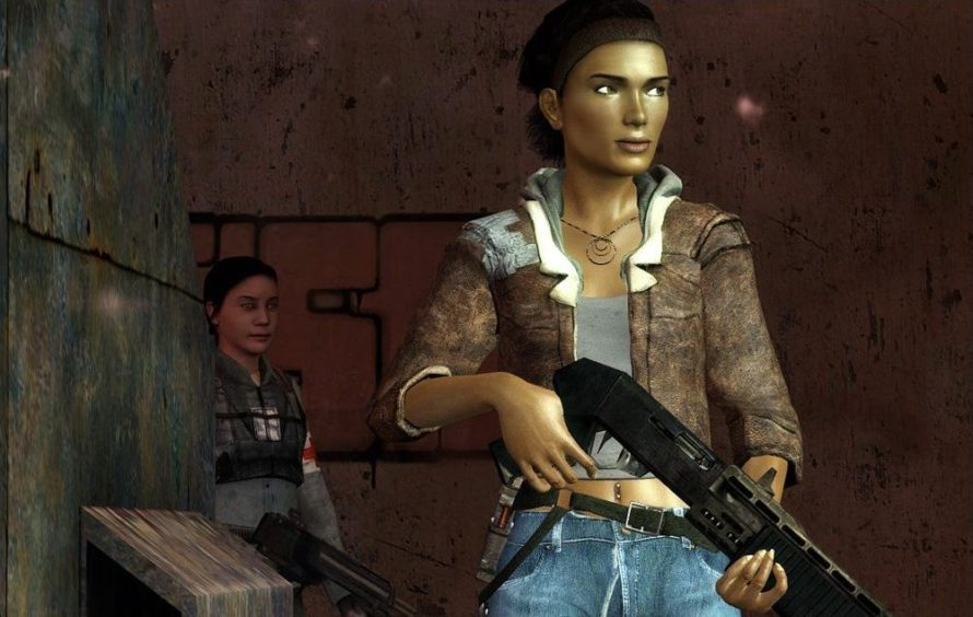 Анонсирована Half-Life: Alyx для VR