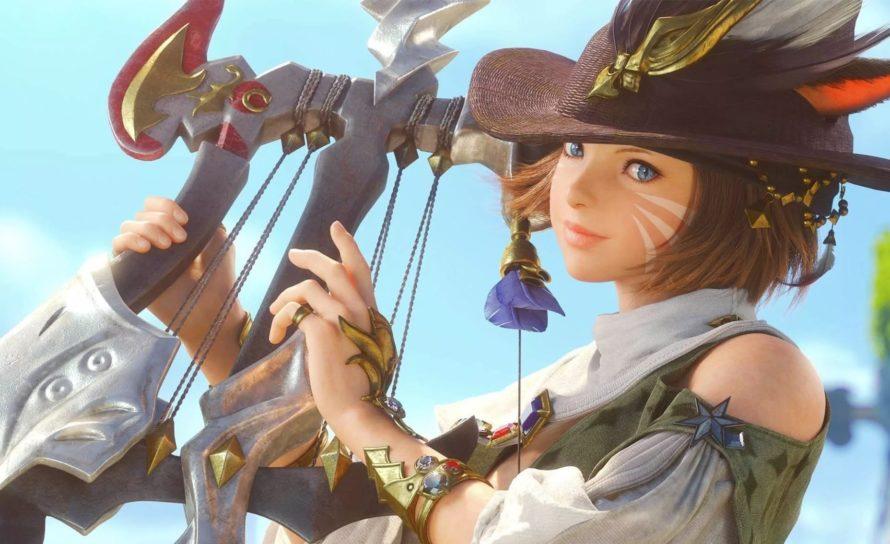 Final Fantasy 14 выйдет на PS5