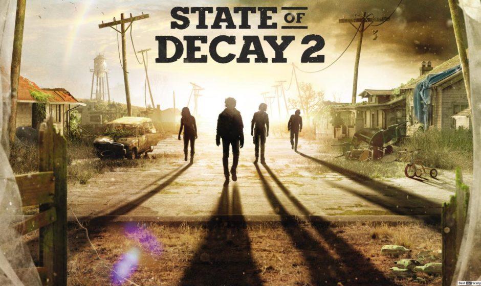 State of Decay 2 появится в Steam в 2020