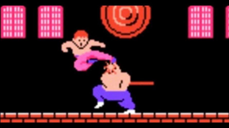 Yie Ar Kung Fu появилась на Switch и PS4