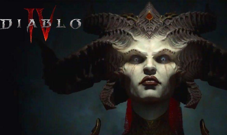 Diablo IV анонсирован на BlizzCon 2019