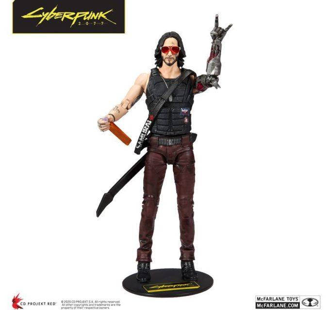 Cyberpunk-2077 — Johnny Silverhand