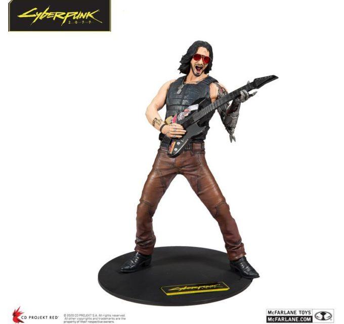 Cyberpunk-2077- Johnny Silverhand
