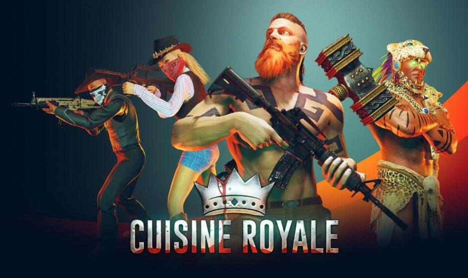 Cuisine Royale официально вышел на PC, Xbox One и PS 4